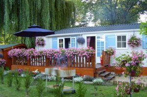 location emplacement mobil home annuel oise